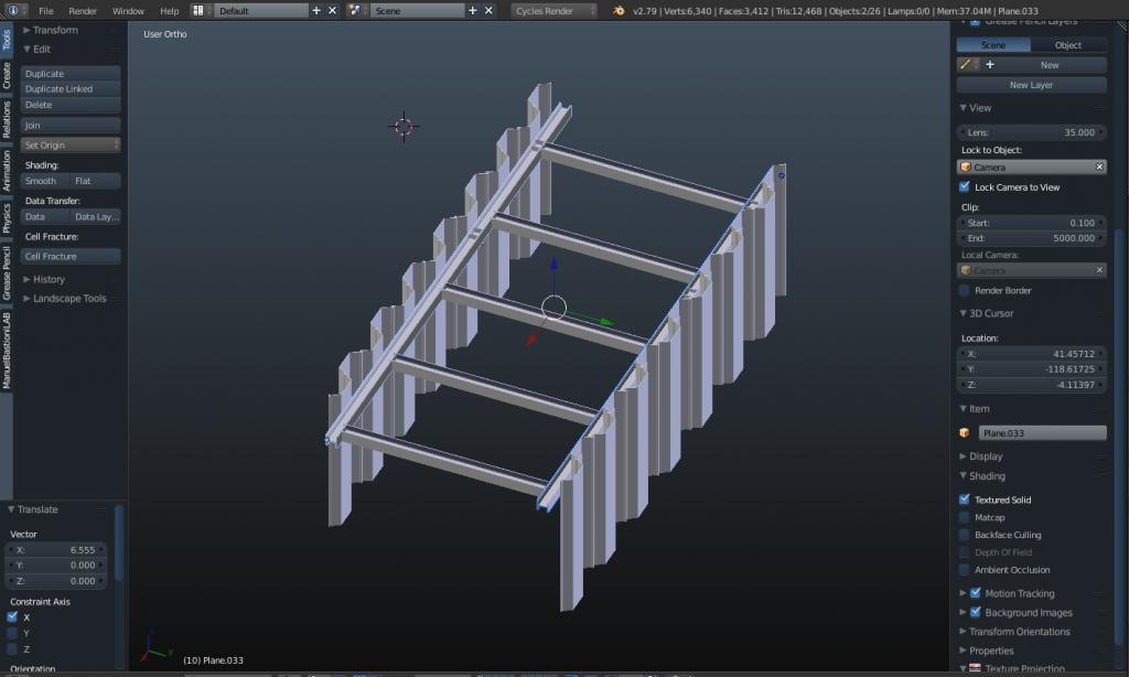 3D-mallinnusta