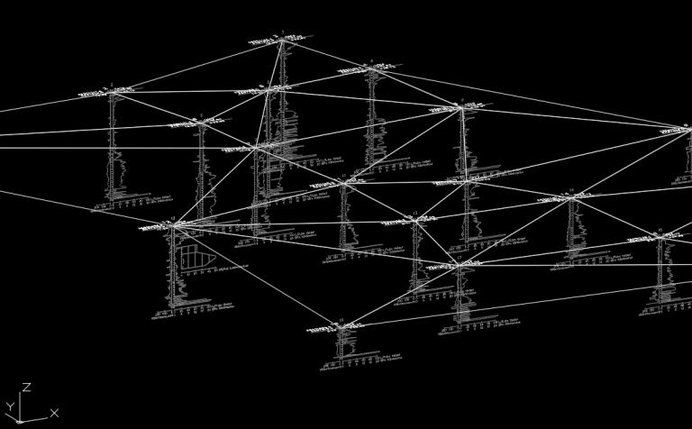 Laadimme pohjatutkimuspiirustukset sekä vaativatkin pohjarakennesuunnitelmat
